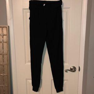 Z Supply Black Jogger Sweatpants XS